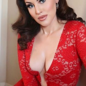 Hot Miami Styles Dresses - NWT Red Lace Sexy Dress